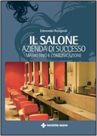 All about buisiness of a hair salon (book in Italian)