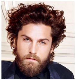 BLOG about fashion and hair: Beard style