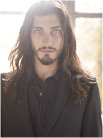 BLOG about fashion and hair: Men with long hair