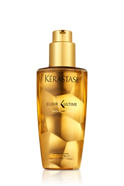 BLOG about fashion and hair: The Golden Serum