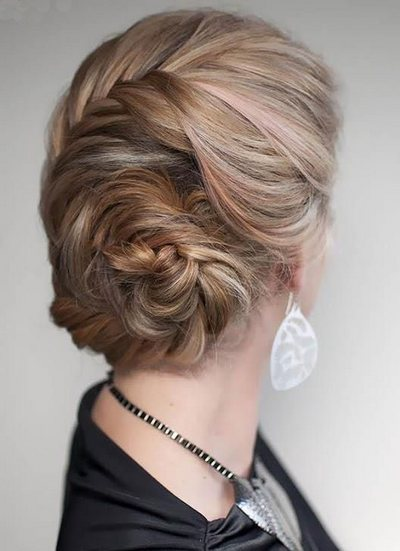 Secrets of Fishtail Updo.
