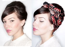 How To Do a Vintage Hairstyle