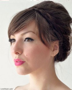 Tips For Rustic Hairstyle