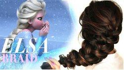 The Magic Way To Make Elsa Walt Disney Braid