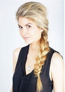 BLOG about fashion and hair: How To Make A Sexy Braid