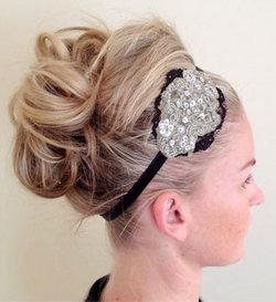 BLOG about fashion and hair: Style Your Hair With a Headband