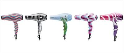 The Stylish Hairdryer of Gammapiù