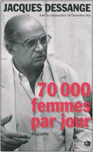 The story of a legendary hairdresser : Jacques Dessange (Book in French)