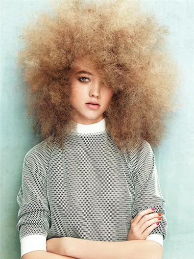 How to get rid of the frizz