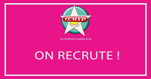 Hairdressing Job offer Recherche Coiffeuse ou Coiffeur