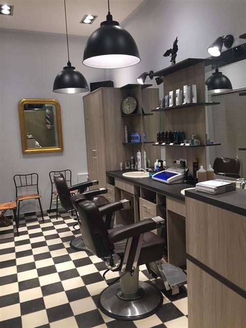 Hairdressing Job offer Recherche Coiffeur(se) Homme Barbier