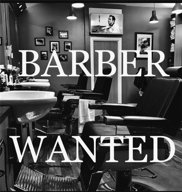 Hairdressing Job offer Barber wanted