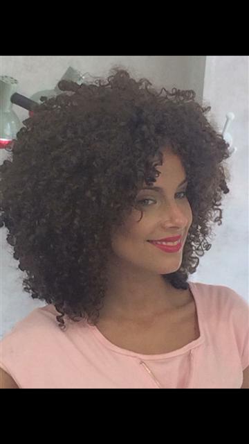 Portfolio Di Facebook Pelochas Permanente Afro