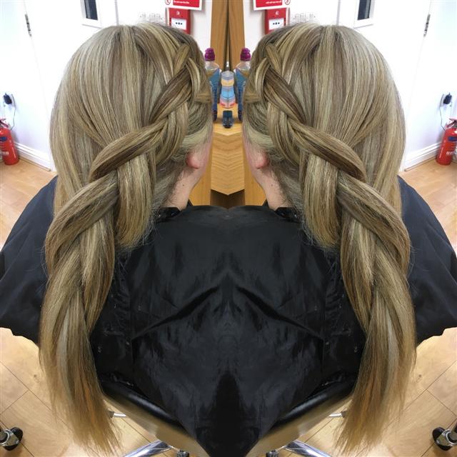 Foils blonde