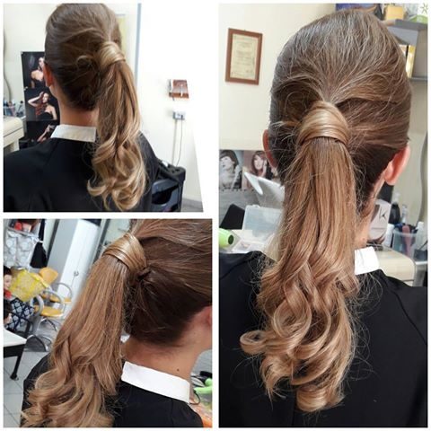 HAIRSTYLE GLAMOUR VIP