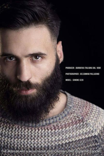 Barba modellante