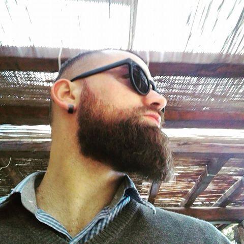 modellatura barba beard