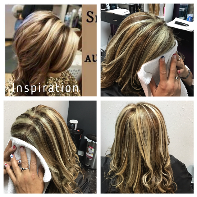 Color highlights