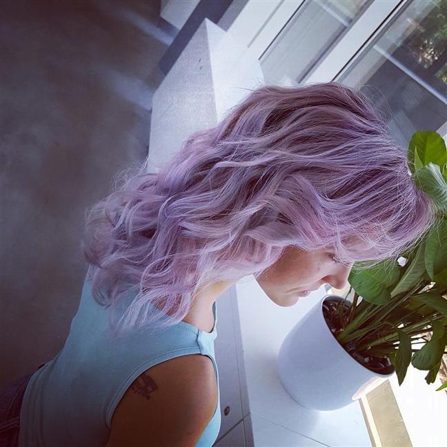 Ombré hair Pink