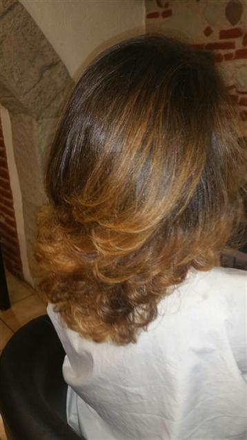 Ombre hair miel ombre hair miel best sourcils et cheveux images on pinterest colors braids and - Ombre hair caramel miel ...