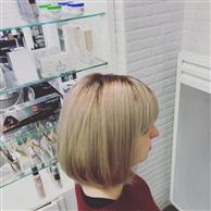 Blonde nacré