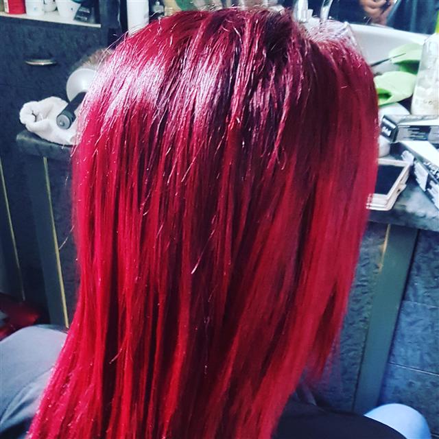 Un beau rouge pour les beaux jours