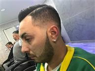 Rasatura bassa taglio moda barber shop