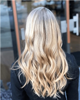 Blonde Hair Stylists Sydney