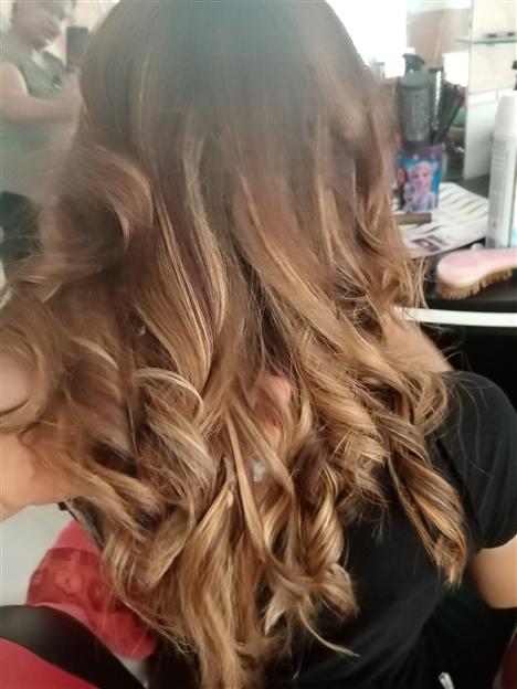 Hair touche