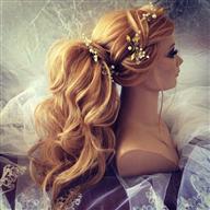 3 Hairstyles : Aliona  Melinti