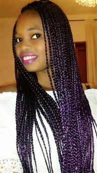Portfolio of Fatou Diouf