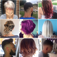 Portfolio of On The Hairdresser's Road