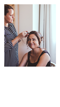 6 Hairstyles : Fatma  BENAISSA