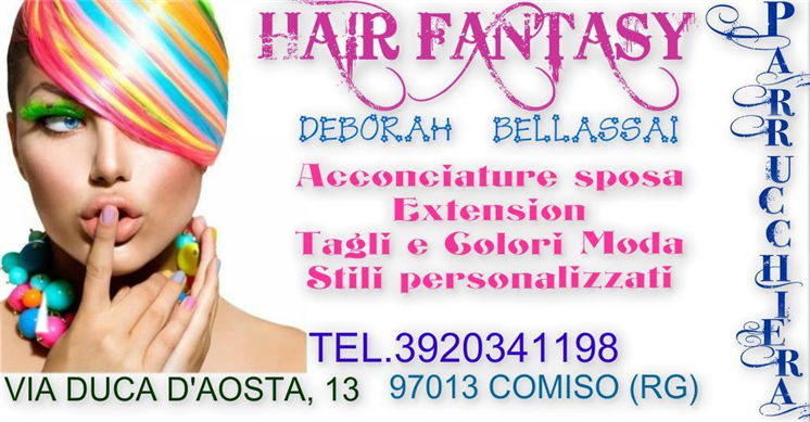 Hair salons HAIR FANTASY Parrucchieria
