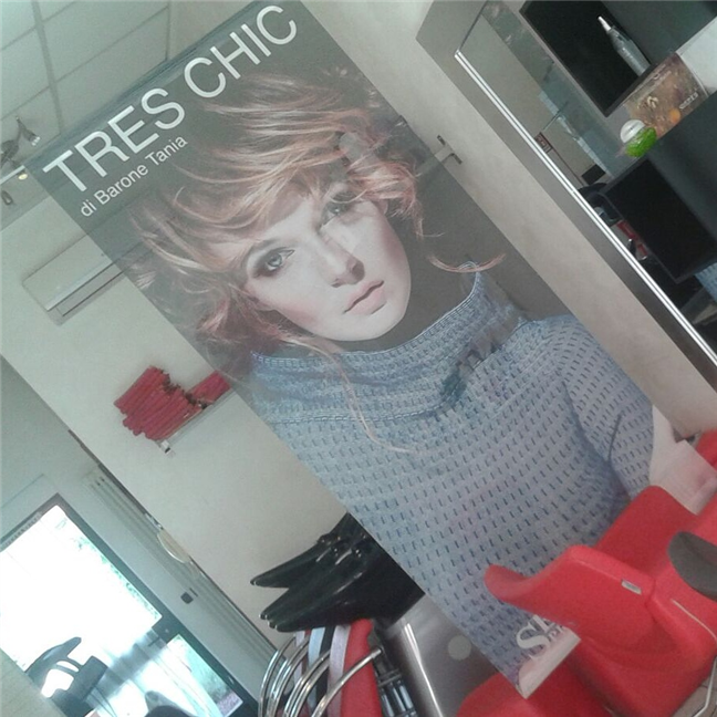 Hair salons Tres Chic di Barone Tania