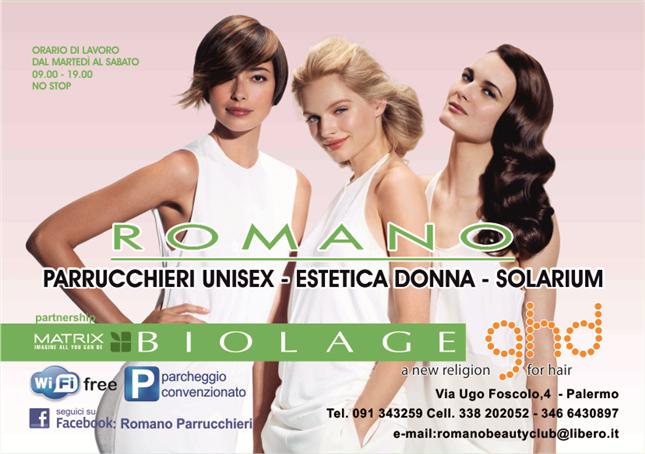 Hair salons Romano Parrucchieri Estetica Solarium