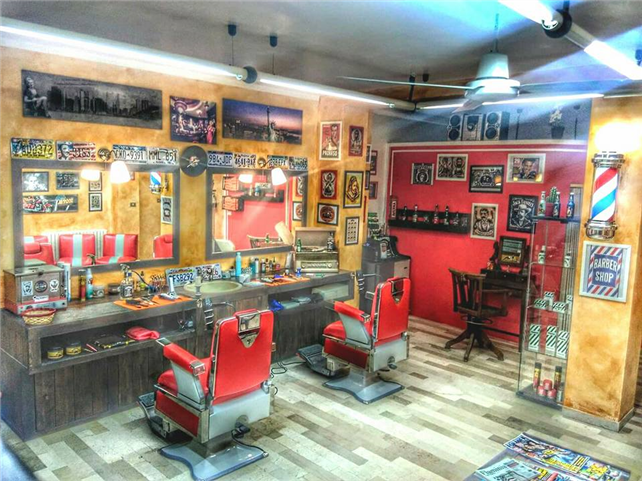 Hair salons Daniel Barber Shop