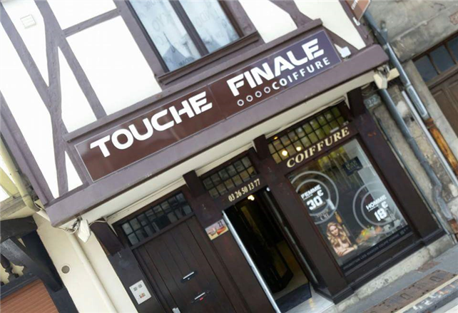 Hair salons Touche finale