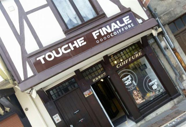Hair salons Touche finale