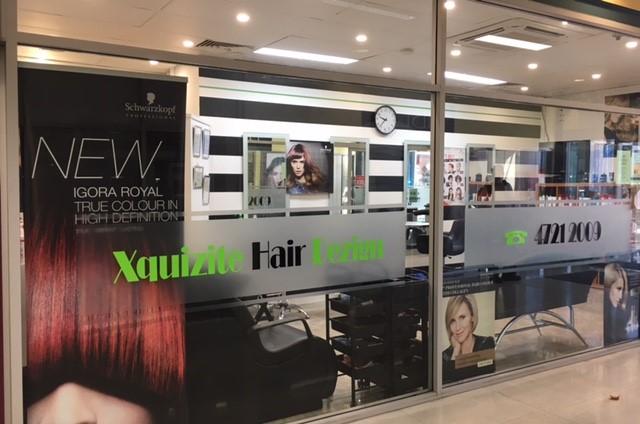 Hair salons Xquizite Hair Dezign