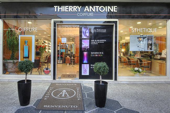 Hair salons THIERRY ANTOINE COIFFURE ESTHETIQUE