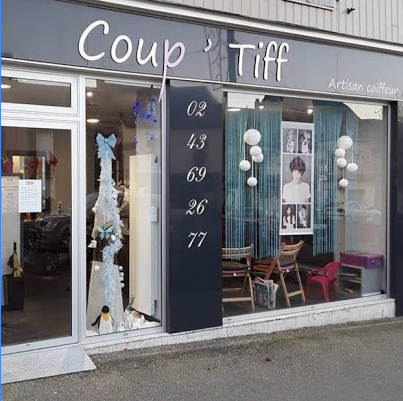 Hair salons Coup'tiff