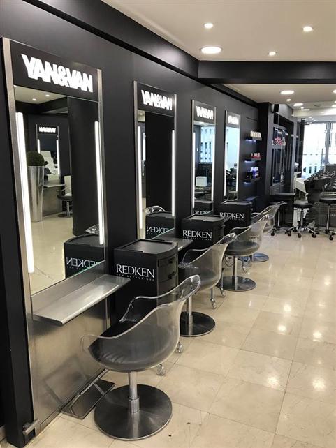 Hair salons Yan&van 16 eme