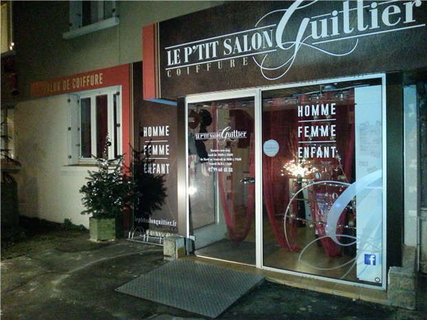 Hair salons LE PTIT SALON GUITTIER