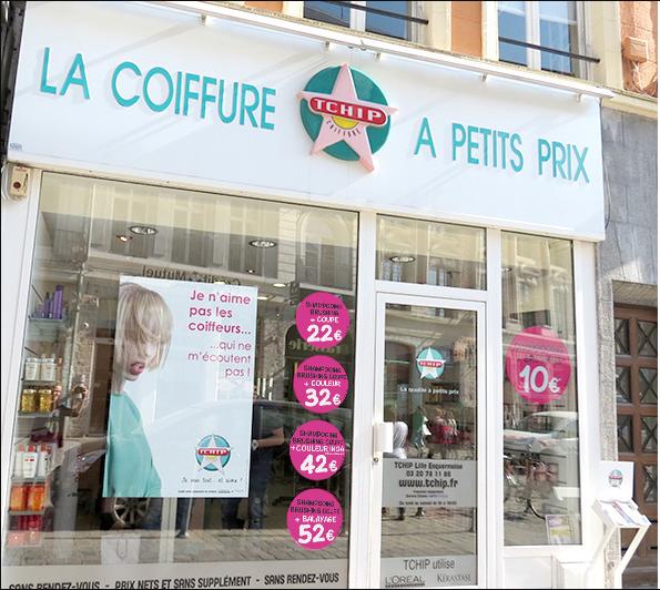 Hair salons Tchip Aix en Provence