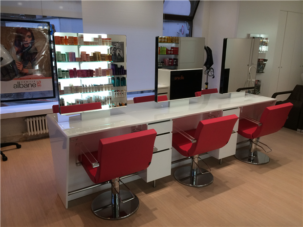Hair salons Camille Albane Crans-Montana